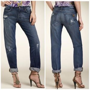 Joe's Jeans Ex-Lover Stretch Boyfriend Size 29